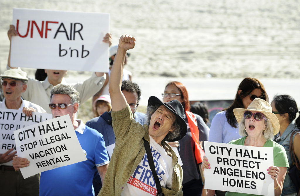 Los Angeles : anti-airbnb - Los Angeles anti-airbnb