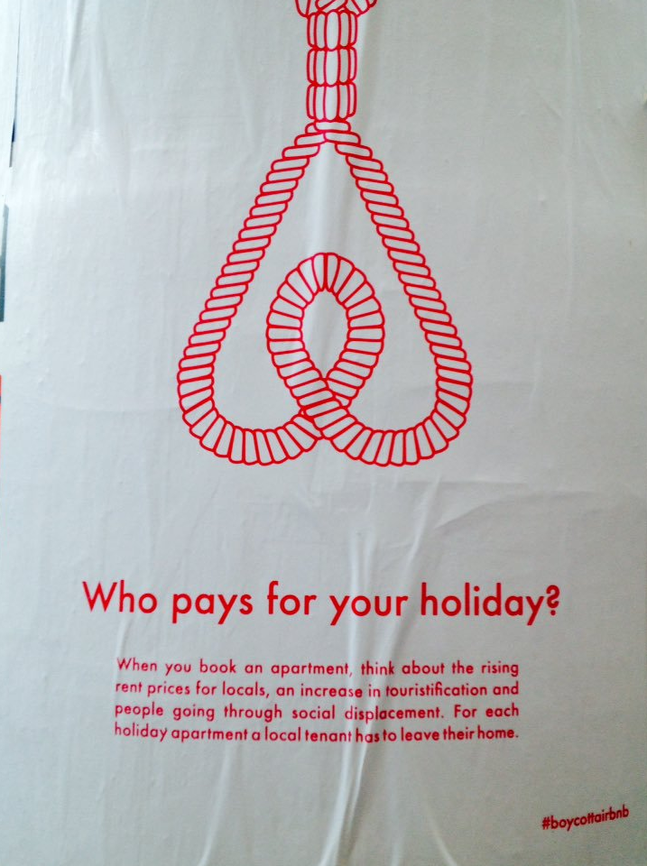 Berlin : who pays for you holiday anti airbnb ? - who pays for you holiday anti airbnb